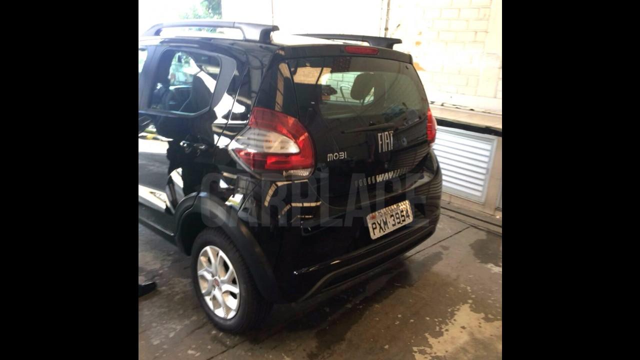 Informes do Mobi: mais fotos, painel e dados do novo compacto da Fiat