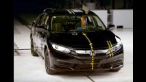 Mais seguro: novo Honda Civic 2016 ganha prêmio Top Safety Pick +