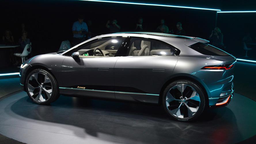 Jaguar I-PACE 2018, comienza su producción