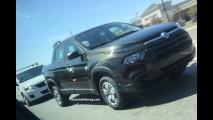 Flagra: Fiat Toro já roda nos EUA, onde será vendida como RAM