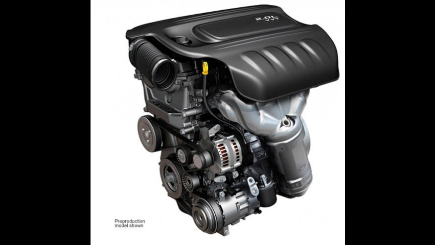 Exclusivo: Grupo Fiat terá inédito motor 2.0 Tigershark flex no Brasil