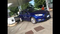 Ford Focus 1.0 EcoBoost, test di consumo reale Roma-Forlì
