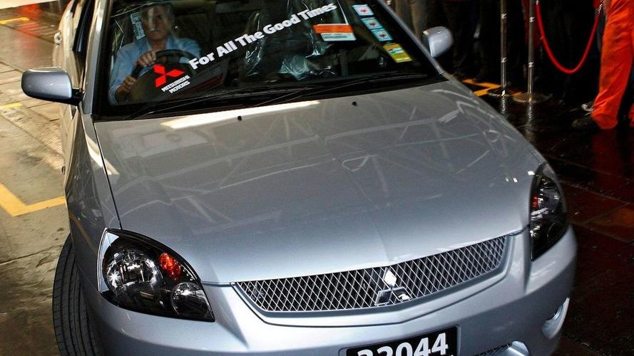Final Mitsubishi 380 Finds Home (AU)