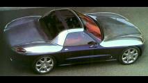 Honda Argento Vivo by Pininfarina 1995