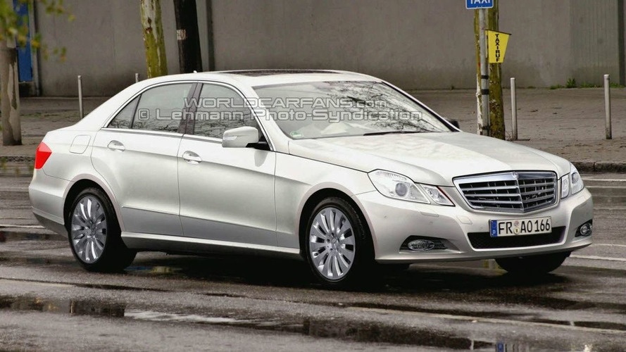 Mercedes E-Class Latest Renderings