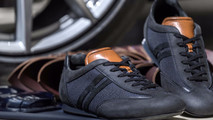 Aston Martin Luxury Sneakers By Hogan