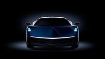 Elextra EV sedan