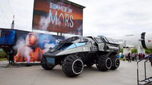 NASA Mars Rover Concept