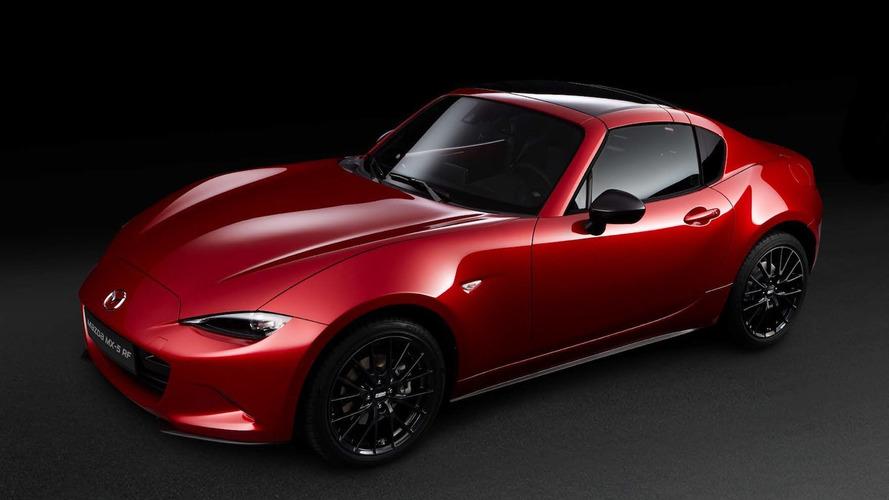 Serie especial Mazda MX-5 RF Ignition 2017, aún más exclusiva