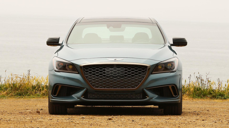 Popular 2018 Genesis G80 Sport A Great First Step Toward Sportiness