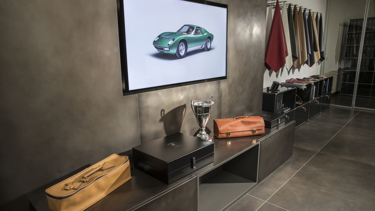 2017 - Présentation du Lamborghini Polo Storico