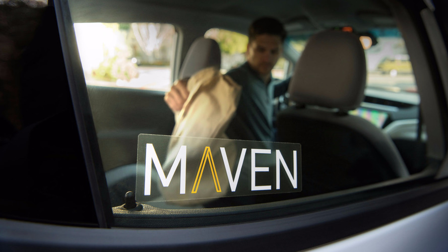 Maven Reserve lets car-sharing members keep vehicles for a month
