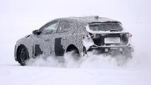 2018 Ford Focus spy photo