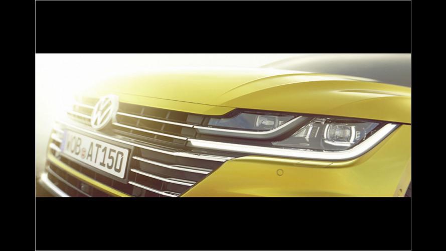 VW Arteon: Schöne Aussichten