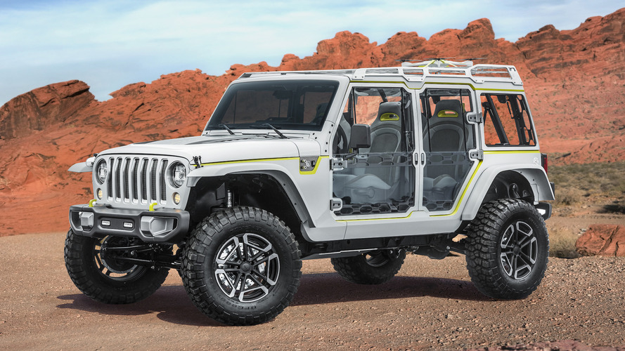 Jeep Dishes Out 7 Capable Concepts For Its Annual Easter Safari