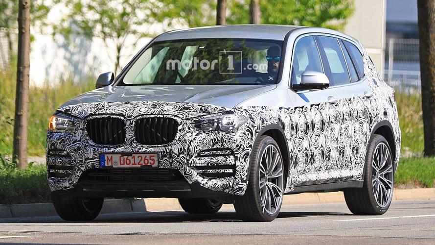 2018 BMW X3, 26 Haziran'da geliyor