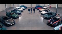 Aston Martin Wales Factory Stunt Video