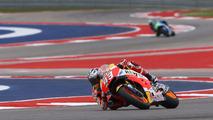 Carrera de MotoGP en el Circuito de las Americas