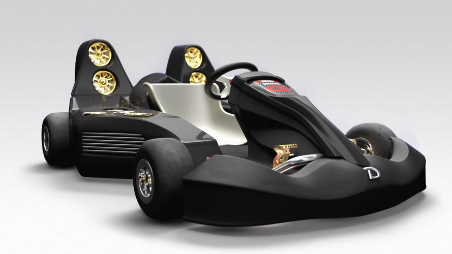 El kart Daymak C5 Blast es el regalo mas rápido para esta Navidad