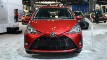 2017 Toyota Yaris - New York 2017