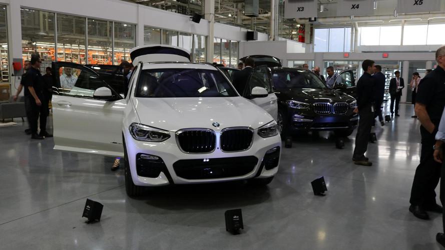 BMW müşterileri 3 Serisi yerine X3'ü tercih ediyor