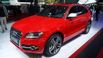 Audi SQ5 TDI exclusive concept live in Paris 27.09.2012