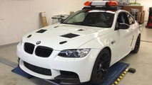 2012 BMW M3 DTM safety car 19.1.2012