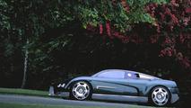 Bentley Hunaudières concept, Geneva Motor Show 1999