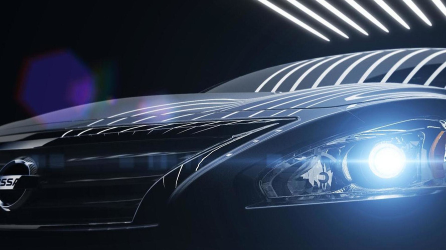 2013 Nissan Altima teased for a second time [video]