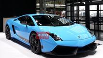 Lamborghini LP570-4 Superleggera Edizione Technica