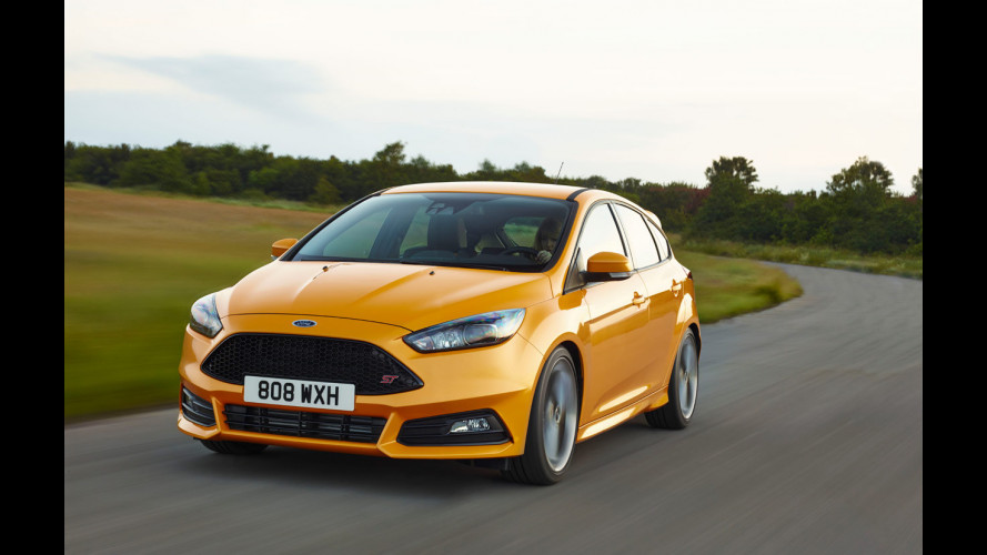 Ford Focus ST restyling, ora anche diesel