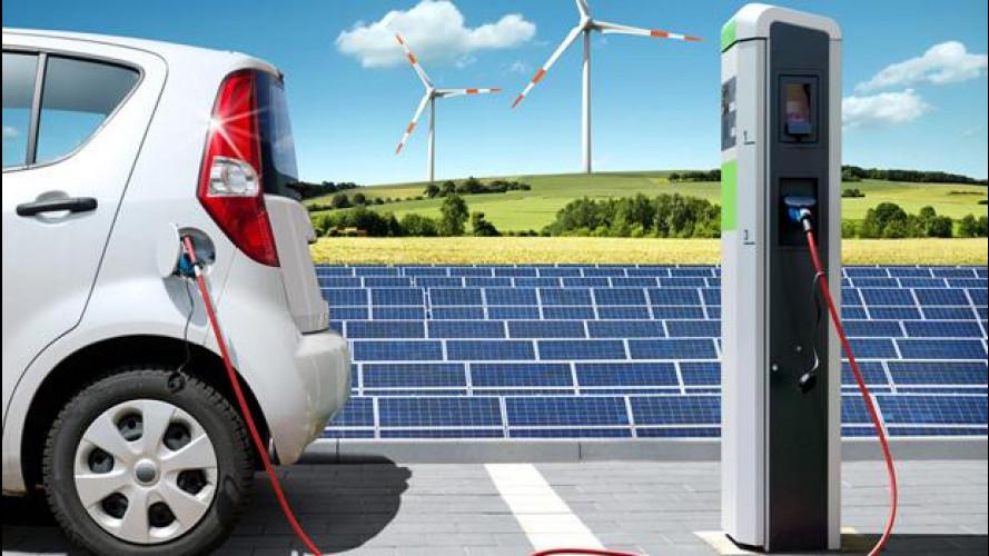L'auto elettrica