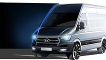 Hyundai H350 teaser