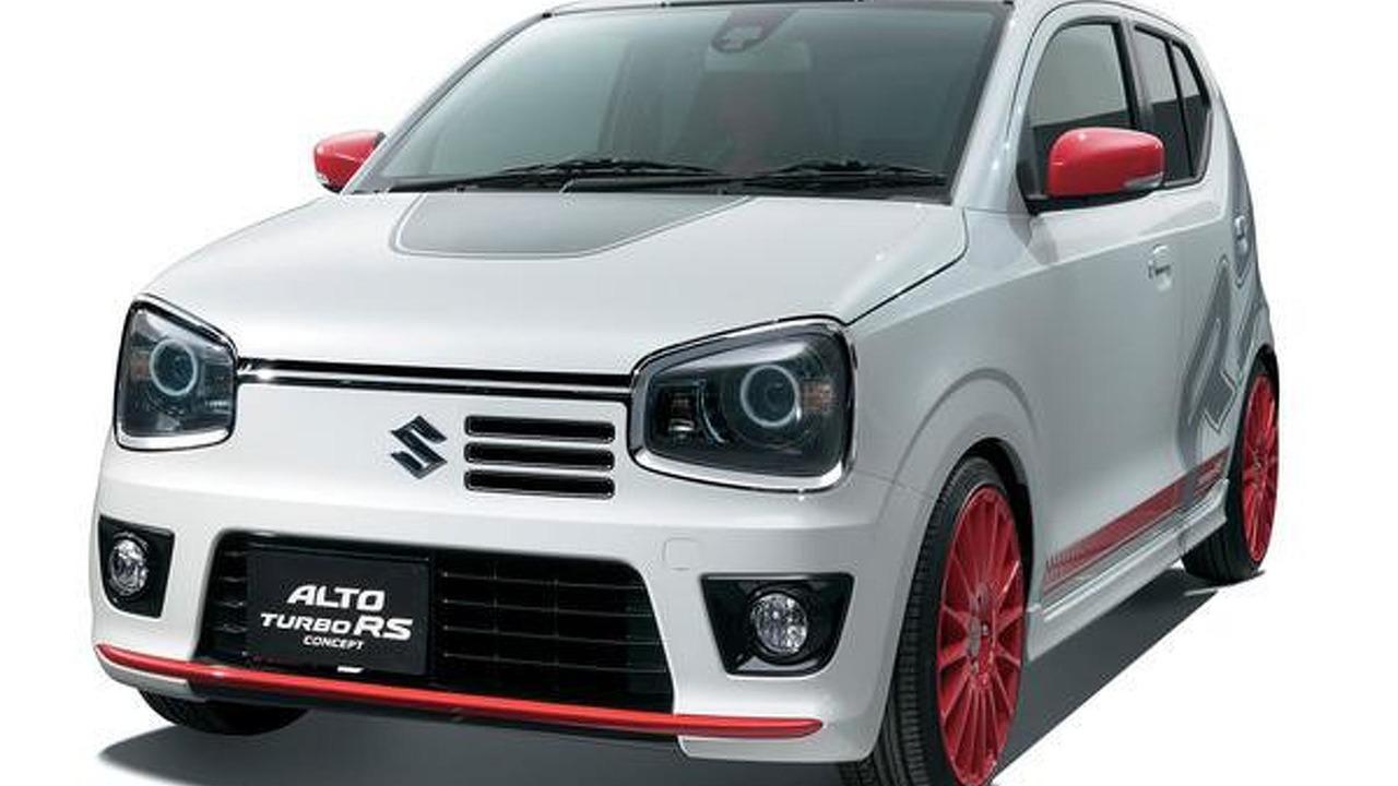 Description suzuki alto turbo rs concept front right 2015 tokyo auto -  Concept Premieres At Tokyo Auto Salon Suzuki Alto Rs Turbo