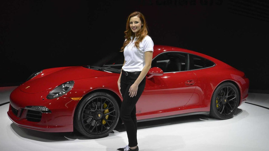 Porsche brings 911 GTS and Cayenne GTS to Los Angeles