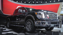 2016 Nissan Titan XD at 2015 NAIAS