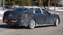 2016 Cadillac CT6 spy photo