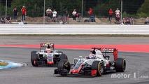 Haas fait durer la prolongation de ses pilotes