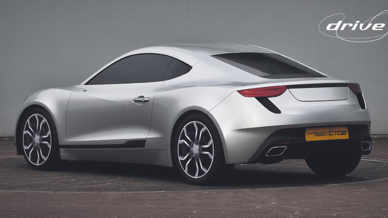Caterham C120 Concept