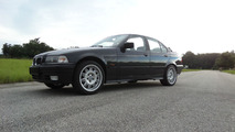 1993 BMW 3 Series Baur TC4