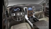 Salão de Detroit 2008: Dodge RAM 2009 terá motor V8 HEMI de 380 cavalos