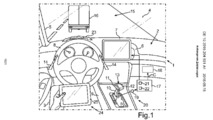 VW self-driving tech patent sketch
