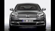 Yeni VW Phaeton Hazır ancak Yüksek Maliyet Üretimi Engelliyor