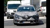 2016 Renault Megane Test Sırasında Yakalandı
