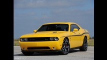 Hennessey Dodge Challenger SRT8 392 Yellow Jacket