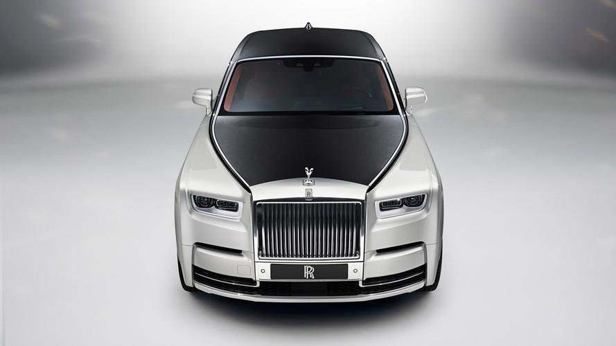 2018 Rolls-Royce Phantom'u 5 videoyla keşfedin