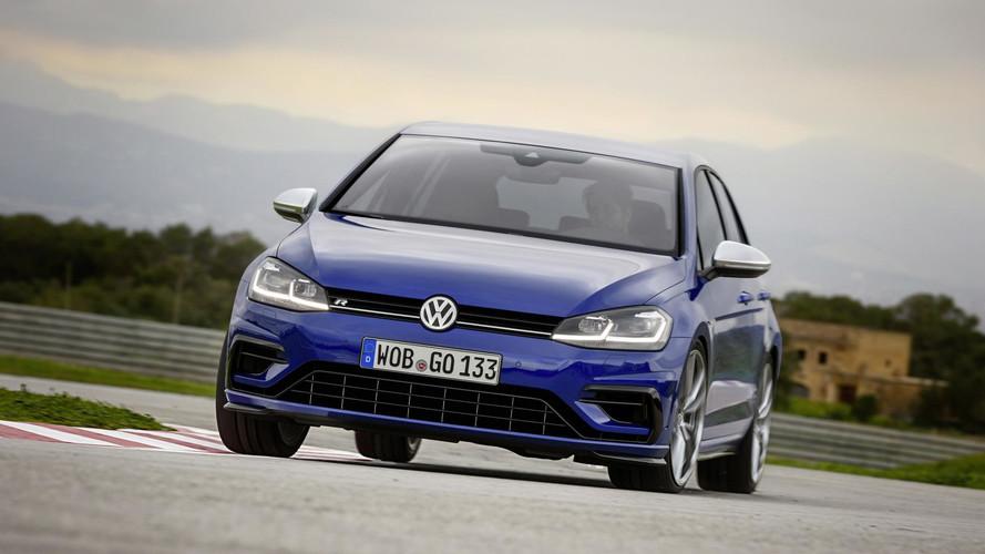 Volkswagen Golf R Performance Pack daha da sportif