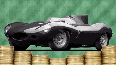Açık artırmalarda satılmış olan en pahalı 10 otomobil