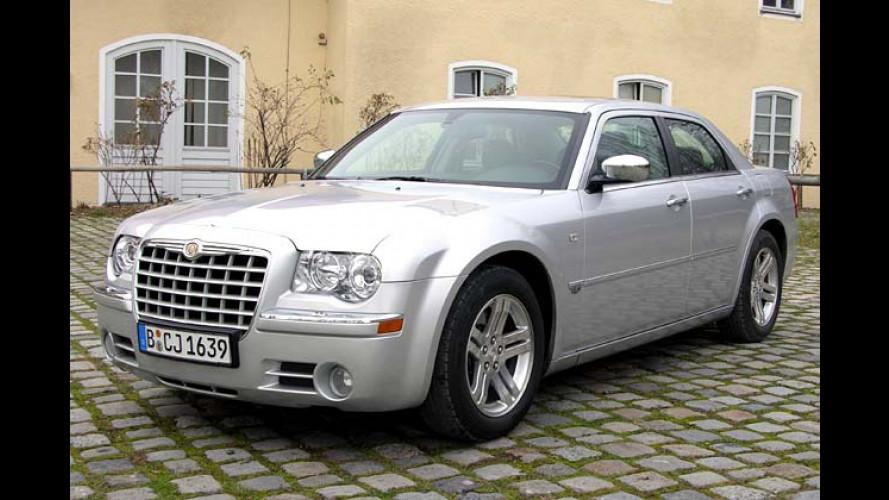 Chrysler 300C 2.7: In der Ruhe liegt die Kraft