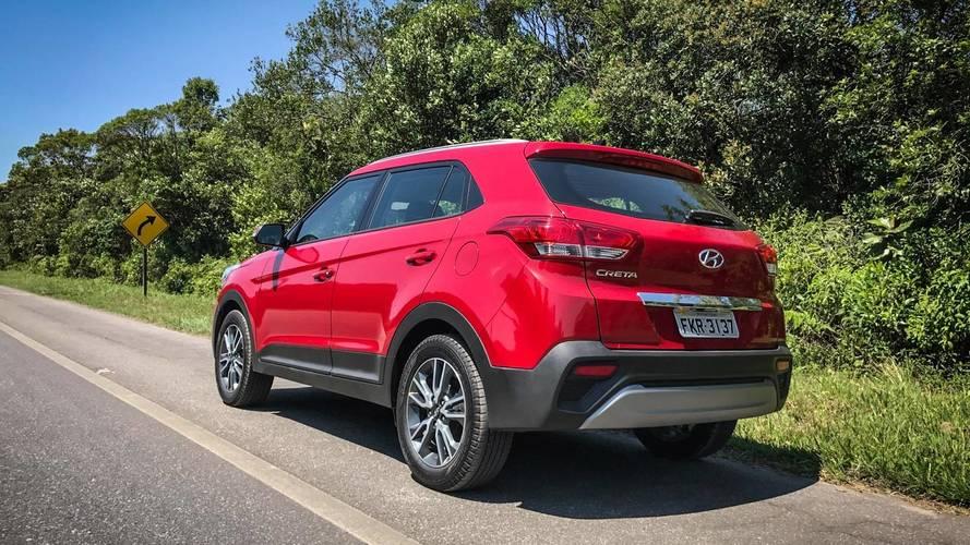 Avaliação Hyundai Creta 1.6